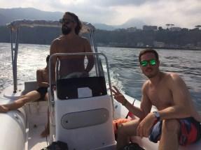 Leaving Sorrento