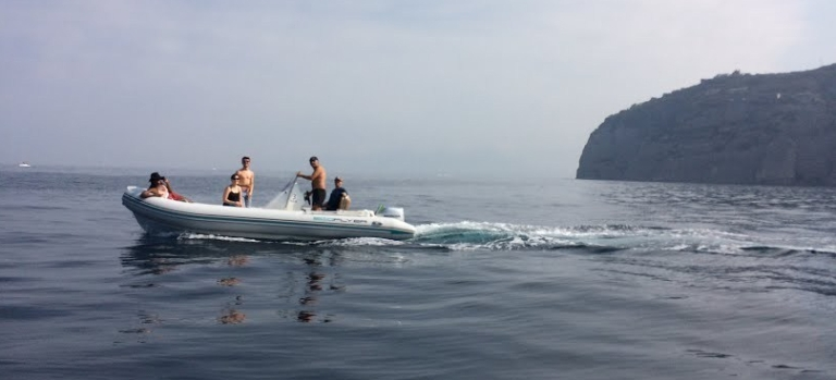 capri barca