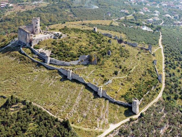 castle trek